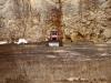 Arbeitsgerät im Steinbruch