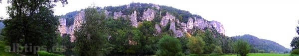 Rabenfelsen im Donautal