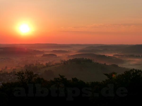 Halbe Stunde nach Sonnenaufgang (Sternberg, 6:20 Uhr)