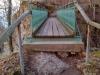 Zurück über die Rosensteinbrücke