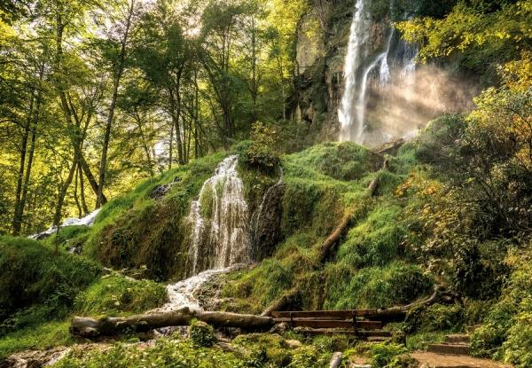 Bad Uracher Wasserfallsteig - Schönster Wanderweg Deutschlands 2016