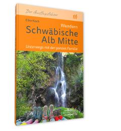 Wanderbuch Schwäbische Alb Mitte
