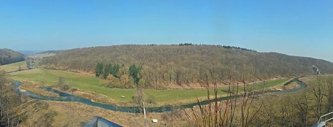 Eselsburger Tal – mal ohne steinerne Jungfrauen