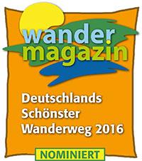 Uracher Wasserfallsteig nominiert als Deutschland schönster Wanderweg
