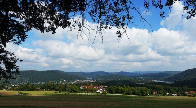Daudenberg-Route am Edersee