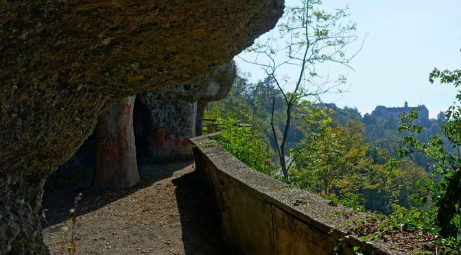 Heiligenberg, Amalienhöhe und Freundschaftshöhlen im Linzgau